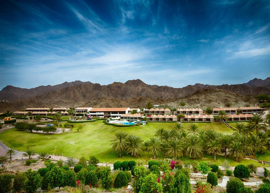 More about JA Hatta Fort Hotel