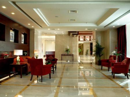 Marriott Executive Apartments Manama Bahrain In Bahrain Room