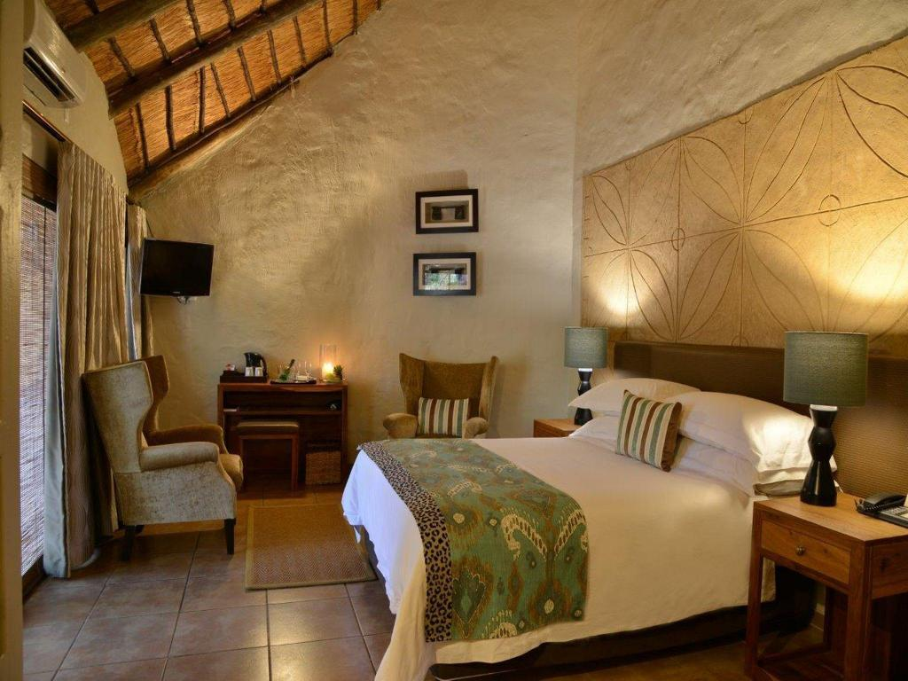 Lodge Double - Guestroom Mabula Game Lodge