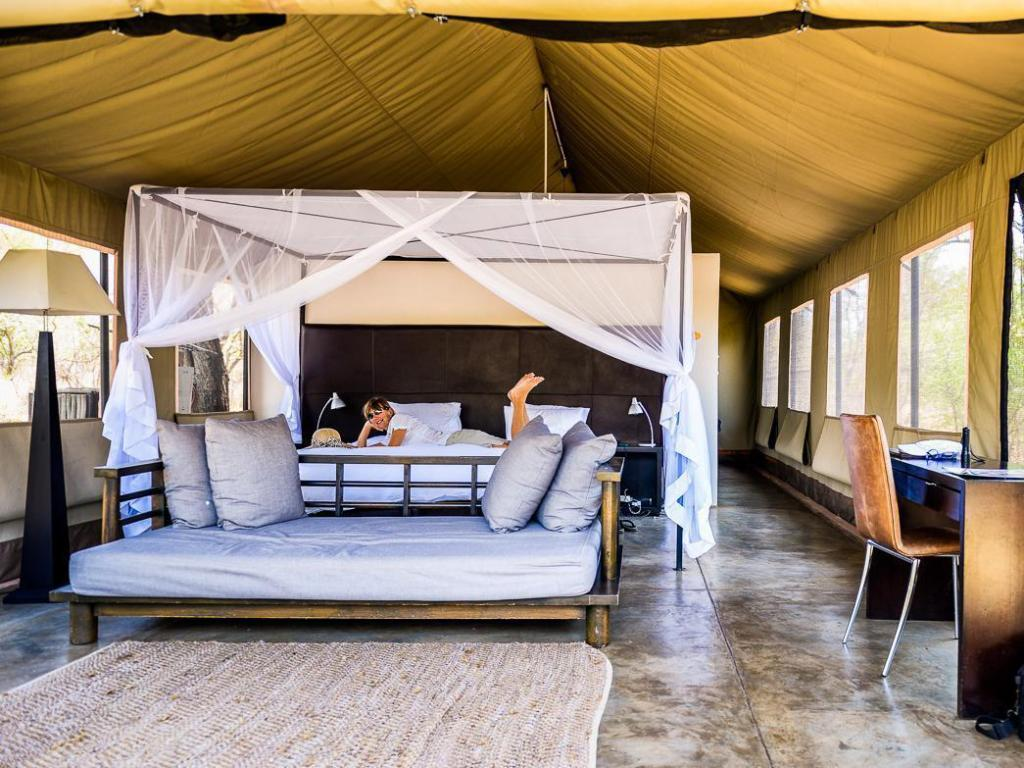 See all 31 photos Honeyguide Tented Safari Camps Home