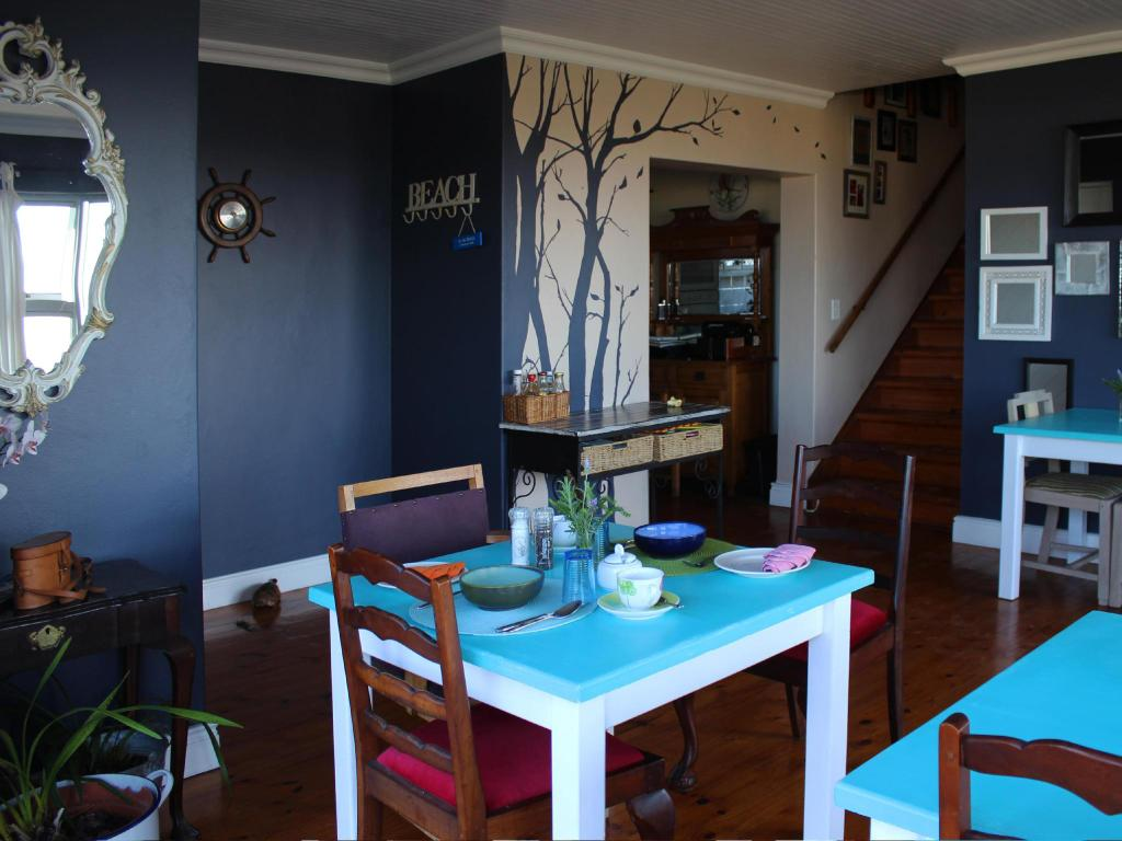 Είσοδος Bluebottle Guesthouse