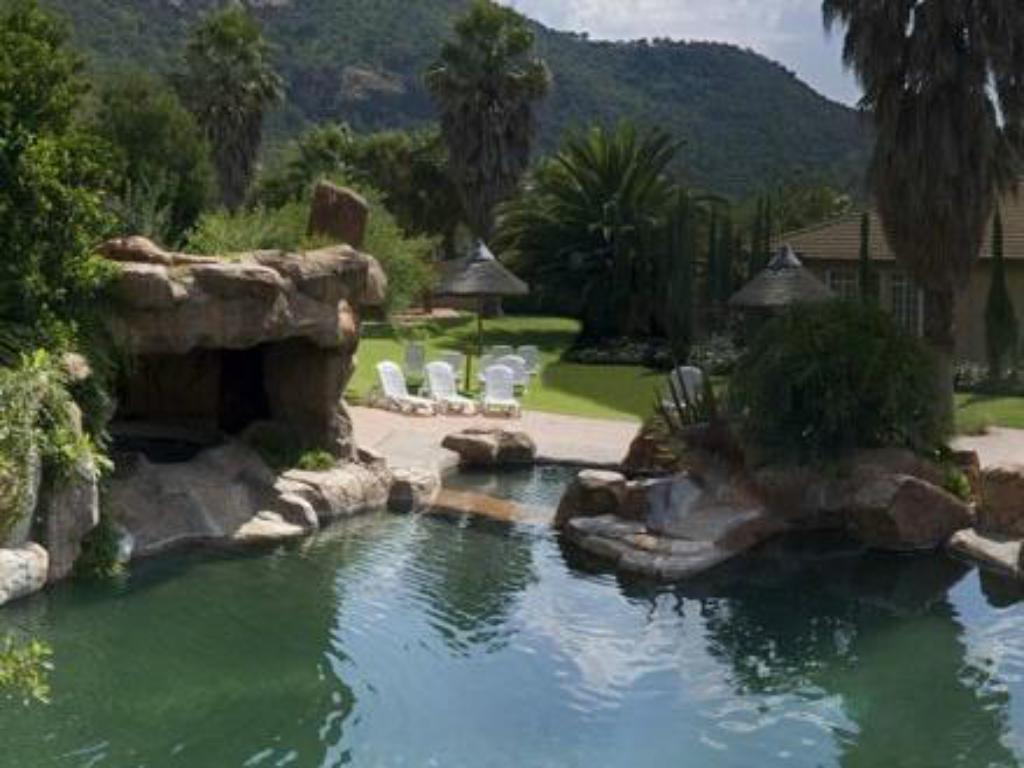 Πισίνα Glenburn Lodge & Spa