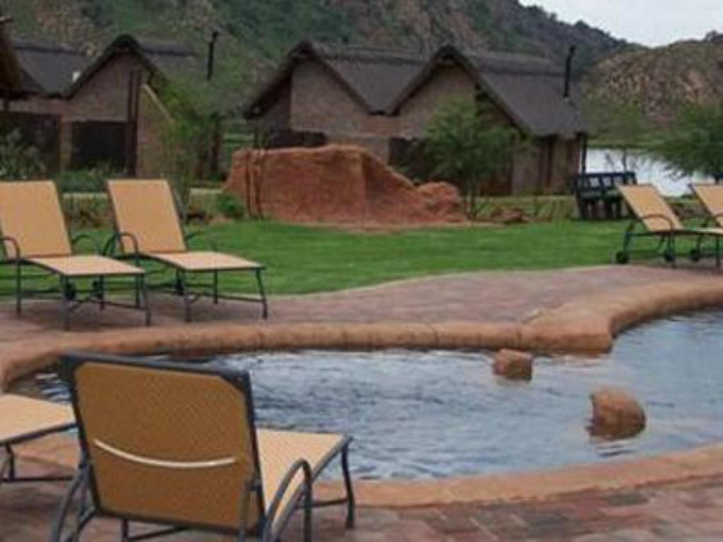 Swimming pool Kloofzicht Lodge & Spa