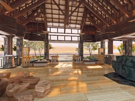 Interno The Westin Turtle Bay Resort & Spa, Mauritius