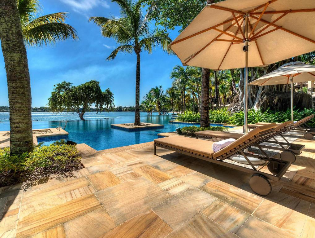شاطئ ذا ويستن تيرتل باي موريشوس ريزورت آند سباي (The Westin Turtle Bay Resort and Spa Mauritius)