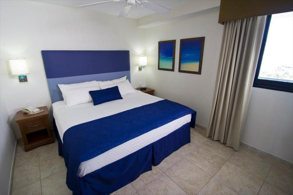 Suite met 1 Slaapkamer - Bed Royal Palm Beach By Diamond Resorts