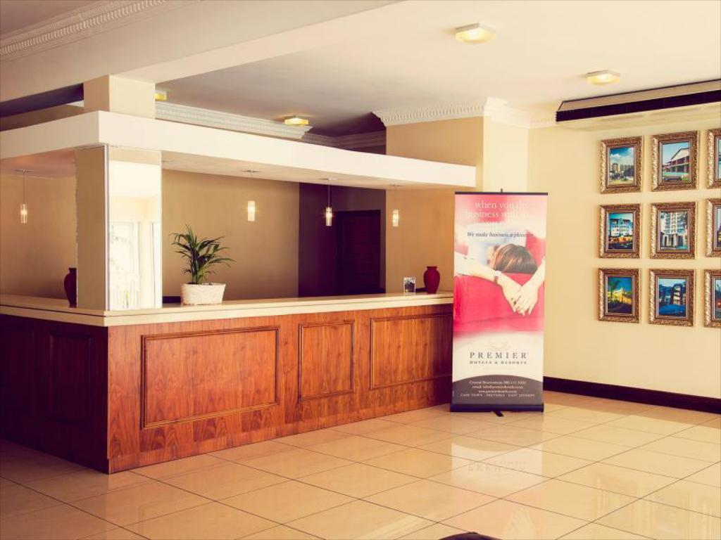 Lobby Splendid Inn Pinetown