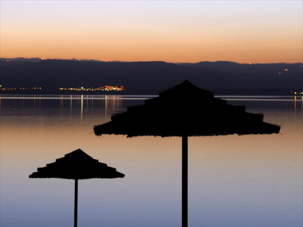 plaża Dead Sea Marriott Resort & Spa