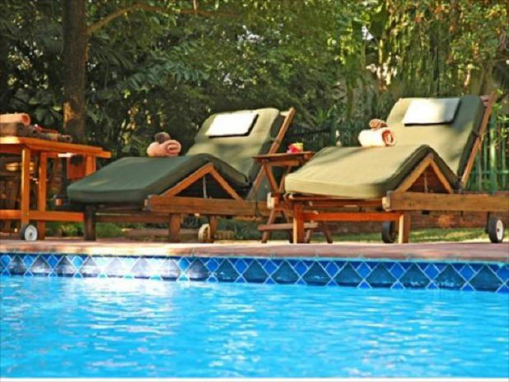Swimming pool Tzaneen Country Lodge