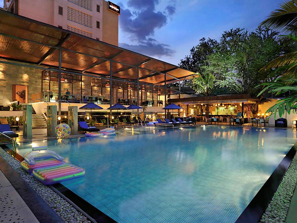 Grand Mercure Bangalore An Accor Hotels Brand India Photos