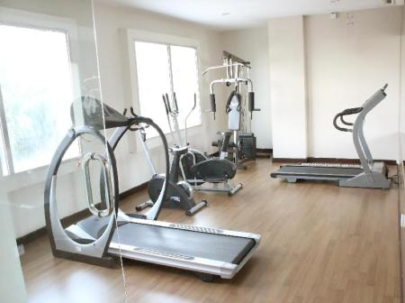 Fitness center Swiss-Inn Batam