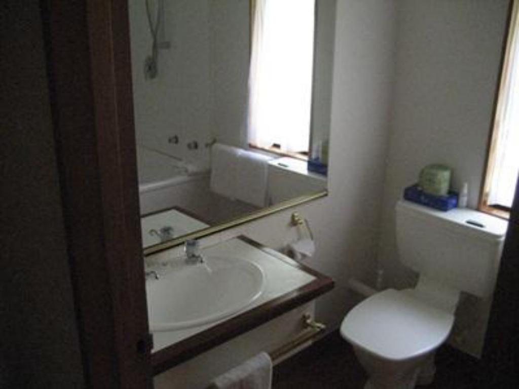 Bathroom Fitzherbert Castle Motel