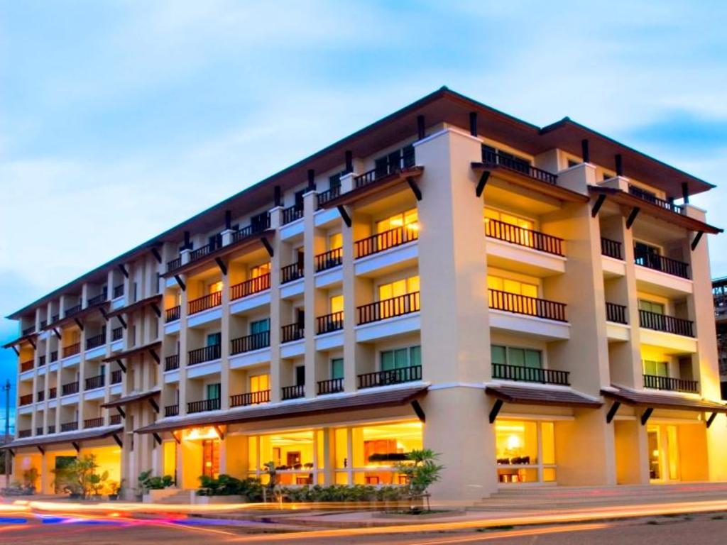Dhavara Boutique Hotel Vientiane