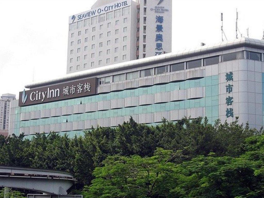 37c06a4f930 시티 인 스플렌디드 차이나 호텔 (City Inn Splendid China Hotel)