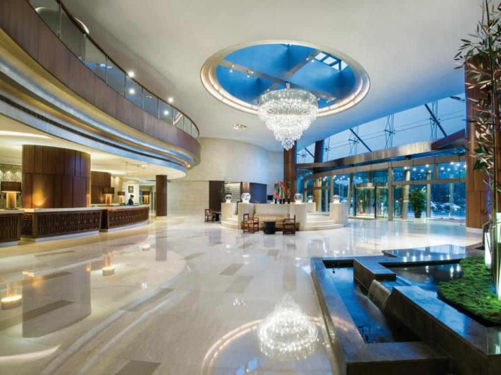 Lobby Grand Millennium Shanghai Hongqiao