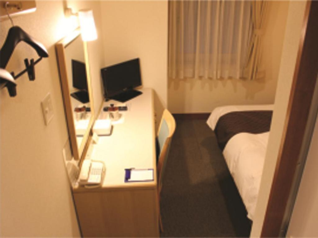 Small 1 Double Bed 12 Sqm Non-Smoking Hotel Arca Torre Roppongi