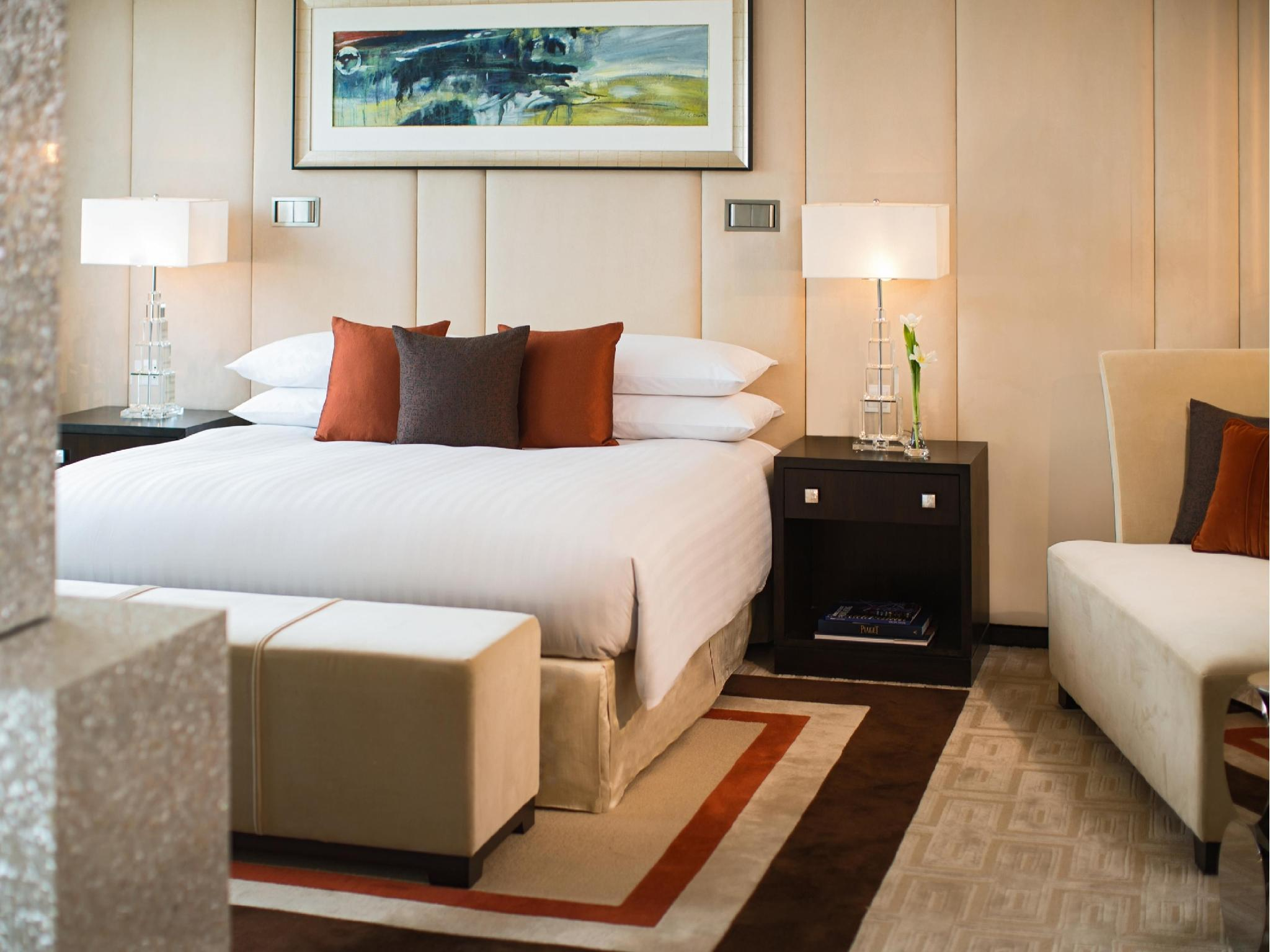 Presidential Suite, Executive lounge access, 1 Bedroom Suite