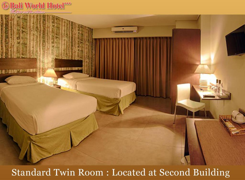 Bali World Hotel In Bandung Room Deals Photos Reviews
