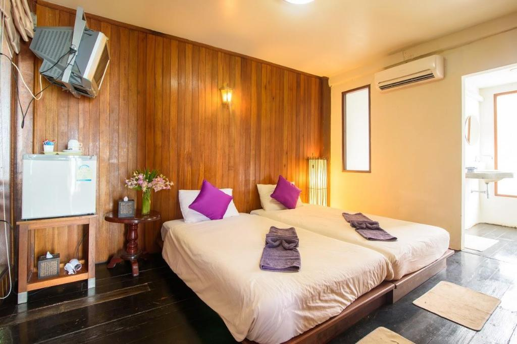 Superior Ao Muong Beach Resort