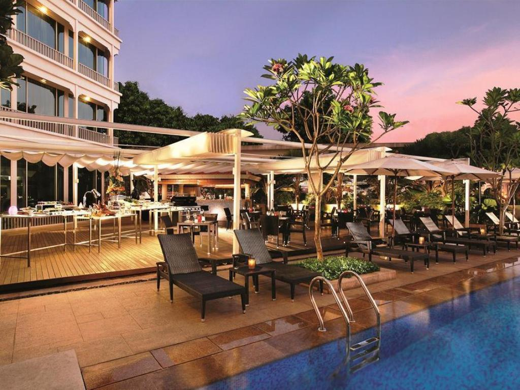 Superior With Internet - Pool Park Hotel Clarke Quay