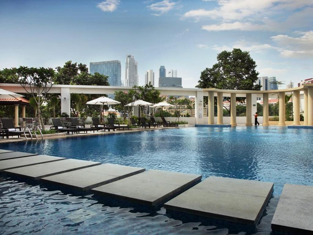 Swimming pool [outdoor] Park Hotel Clarke Quay