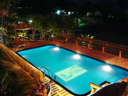 Swimming pool Phi Phi Ingphu Viewpoint Hotel