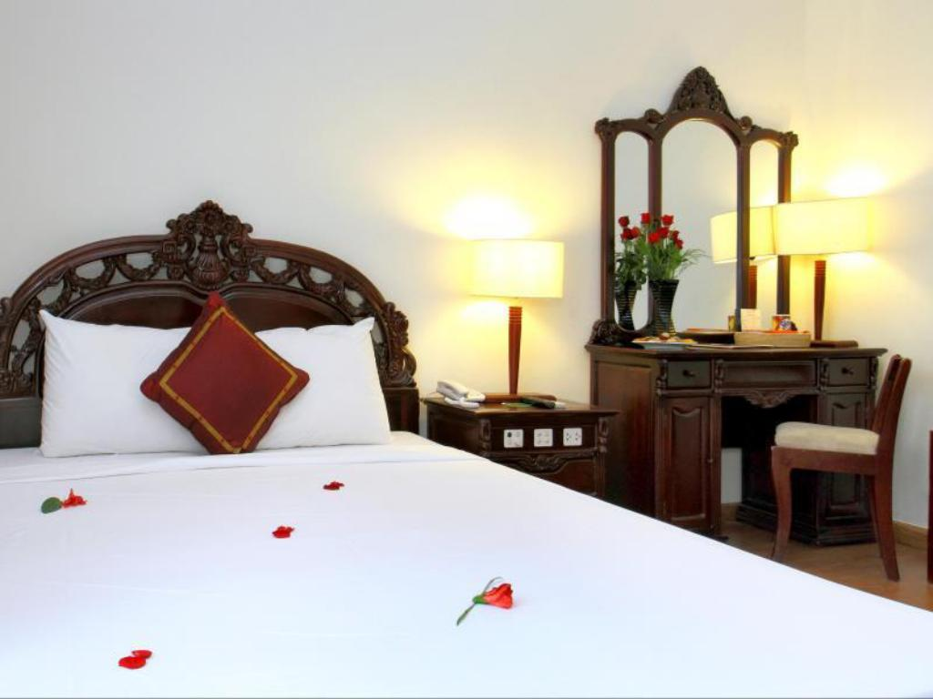 Standard Double or Twin Room - Bed Hoi An Lantern Hotel