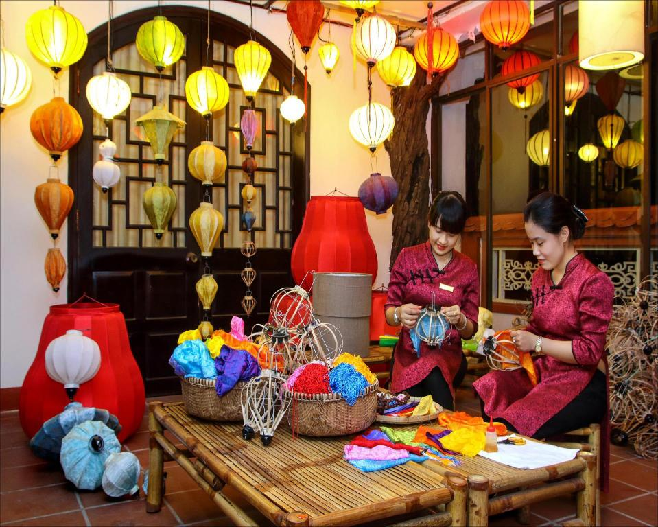 More about Hoi An Lantern Hotel