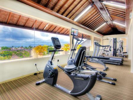 Fitness center Aston Kuta Hotel and Residence
