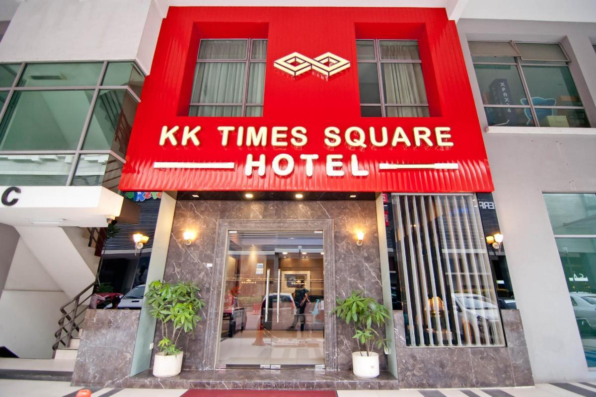 KK Times Square Hotel in Kota Kinabalu - Room Deals, Photos
