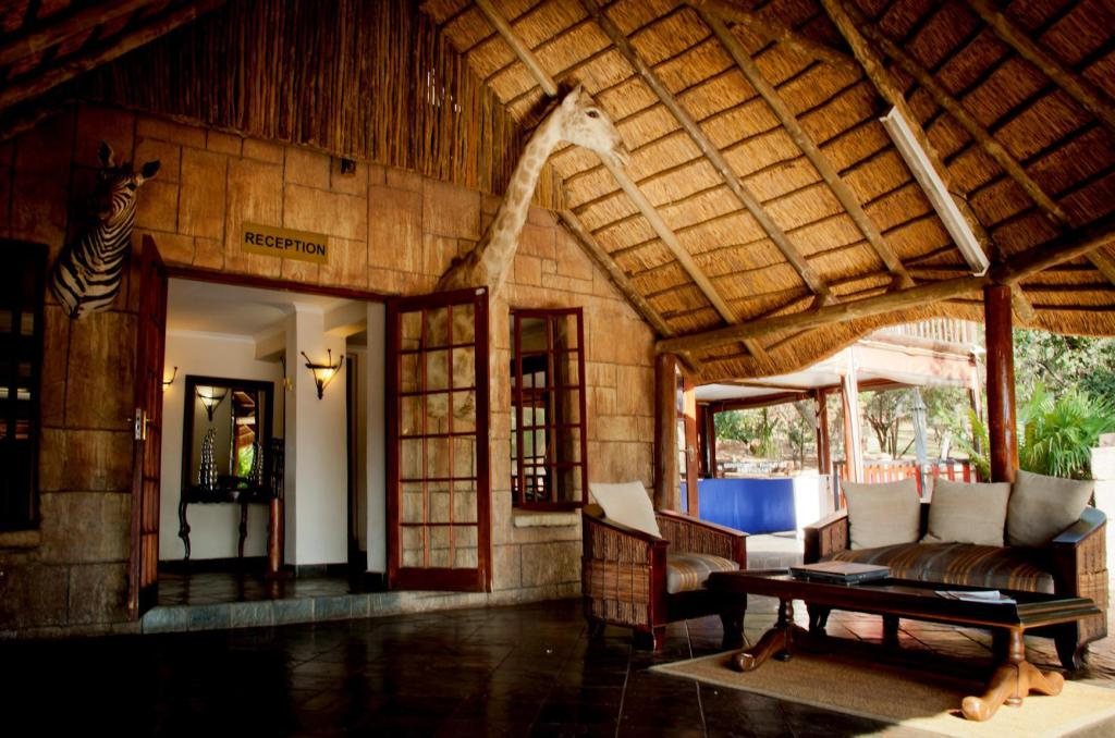 Hall Zebra Country Lodge