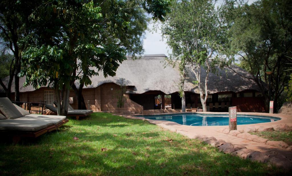 Swimming pool [outdoor] Zebra Country Lodge