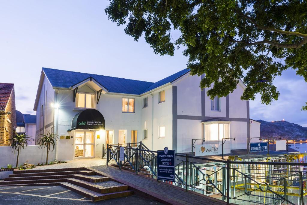 More about aha Simon's Town Quayside Hotel