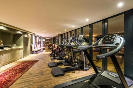Fitness center Royal Palm Hotel