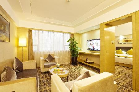 Executive Suite - Giường Grand Skylight Hotel Shenzhen