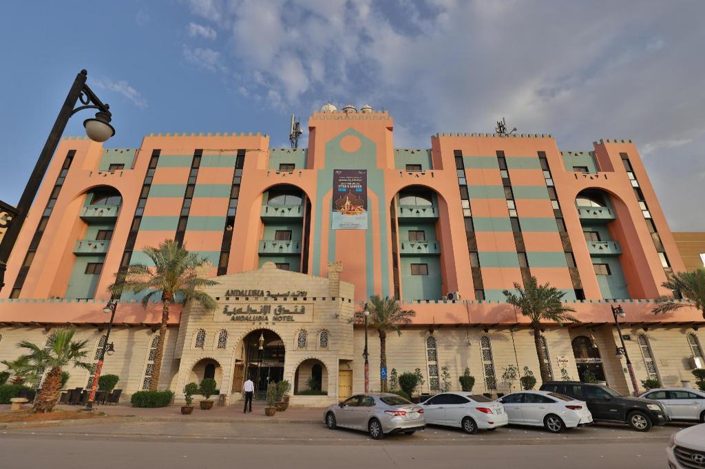 Capital O 237 Andalusia Hotel in Riyadh - Room Deals, Photos ...
