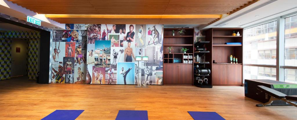 Fitness center The Sheung Wan