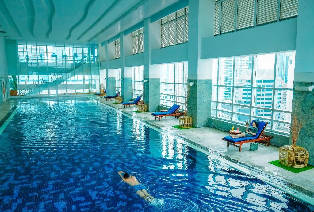 The Mayflower Jakarta Marriott Executive Apartments Hotel Deals Photos Reviews
