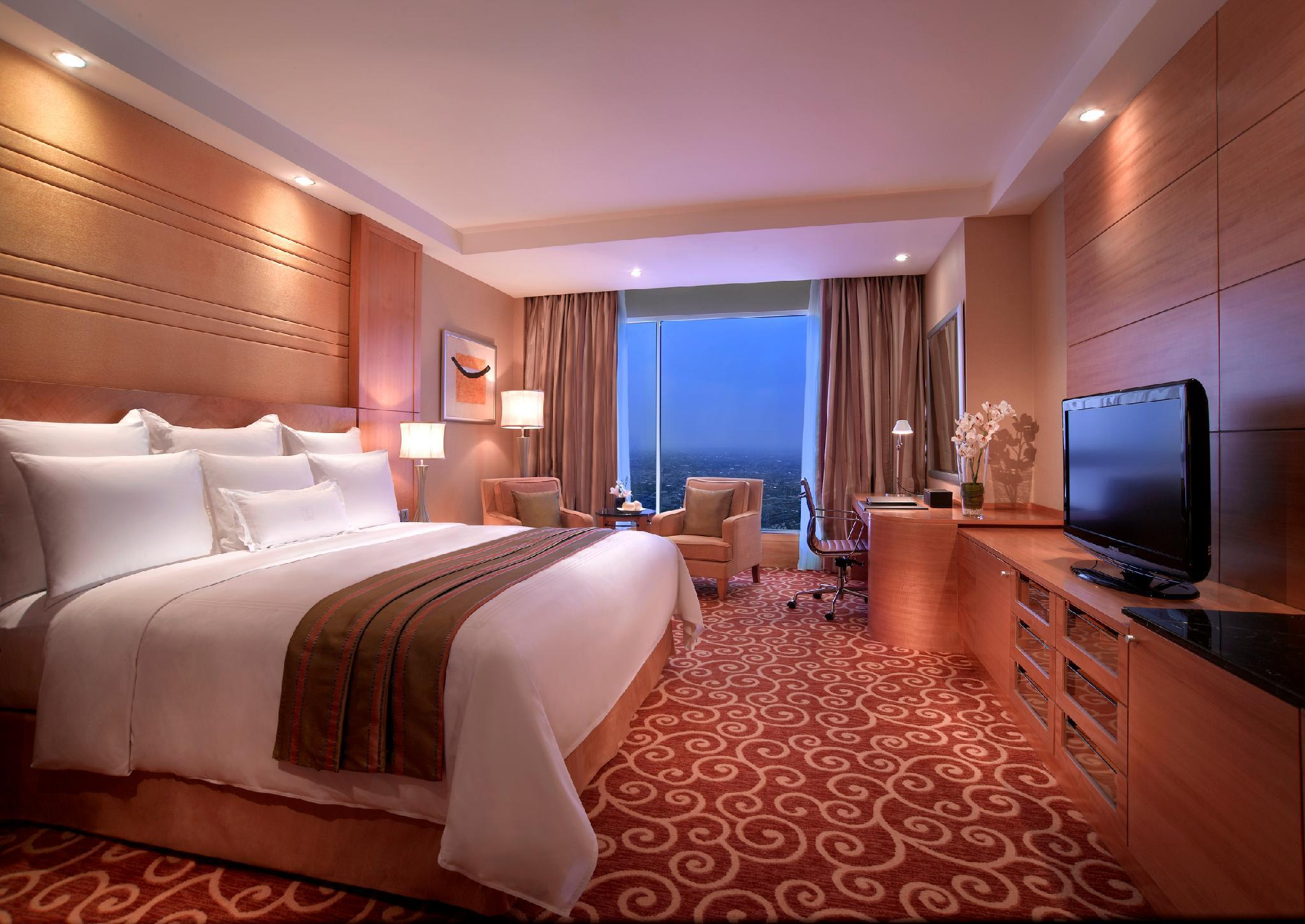 Business Room, Guest room, 1 King or 2 Twin/Single Bed(s)