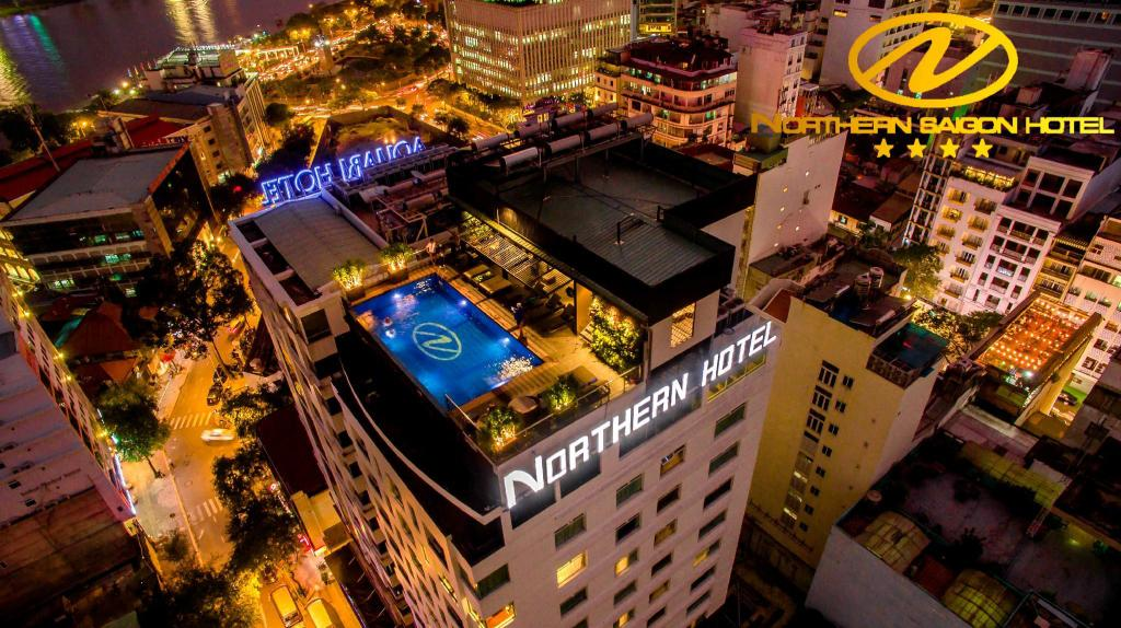 Northern Hotel Ho Chi Minh City in Vietnam - Room Deals, Photos