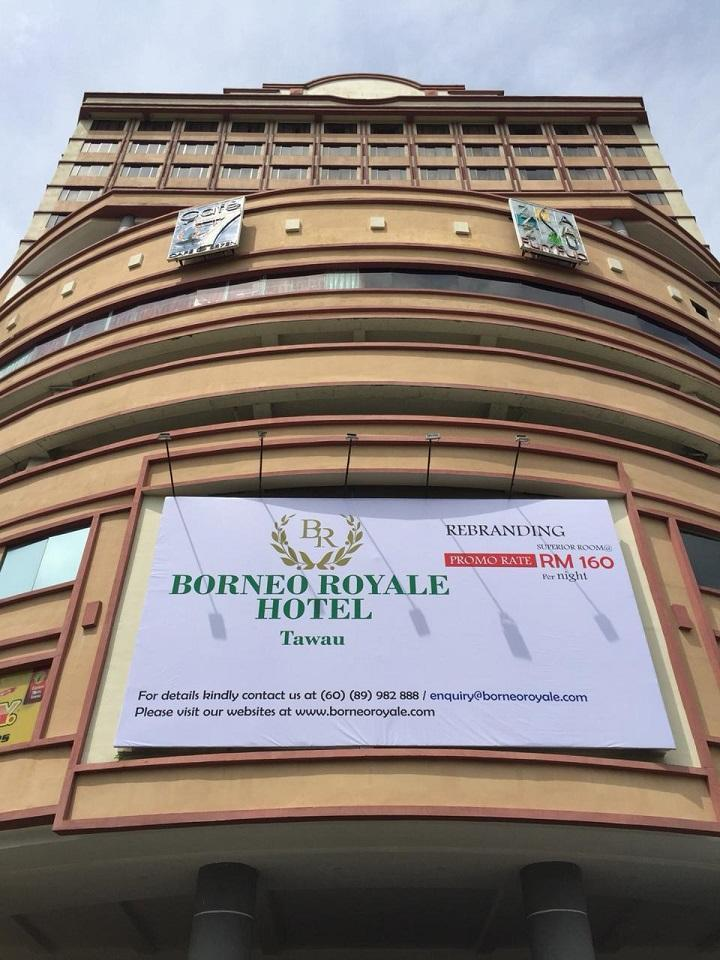 Borneo Royale Hotel in Tawau - Room Deals, Photos & Reviews