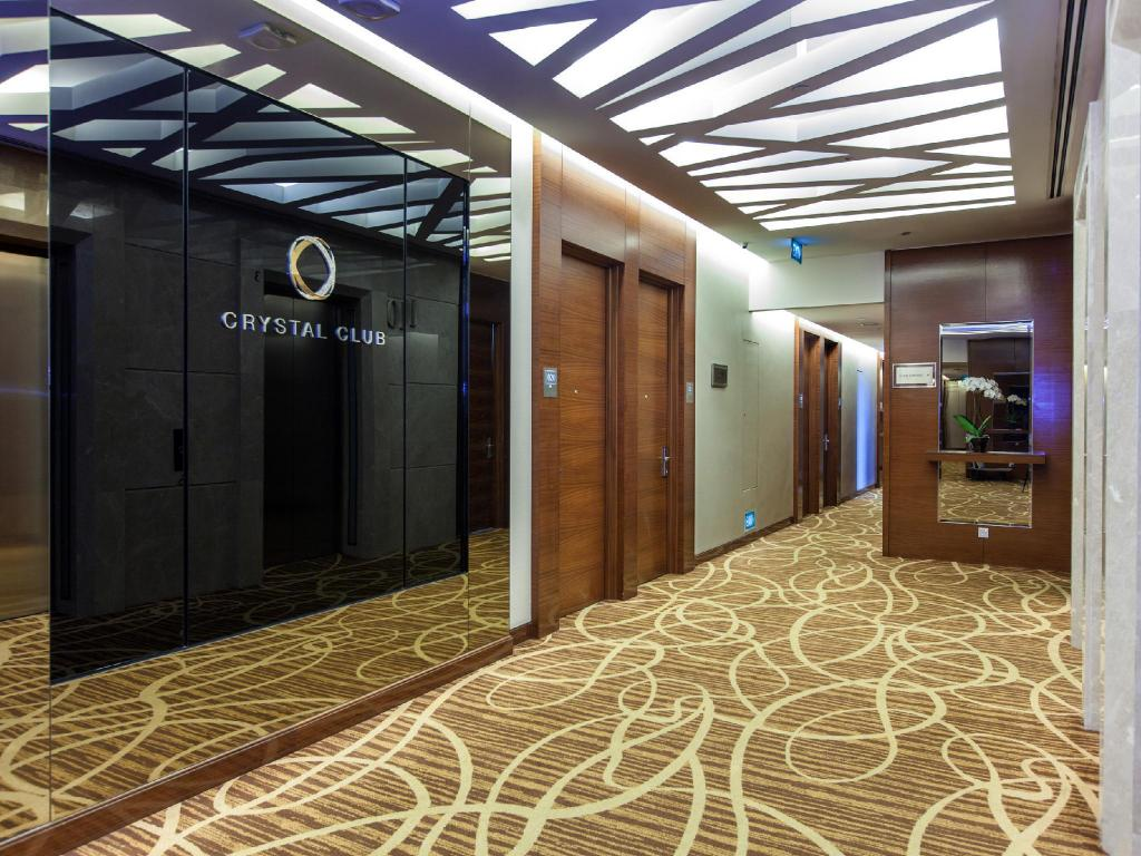 Interior view Park Hotel Clarke Quay (SG Clean Certified)