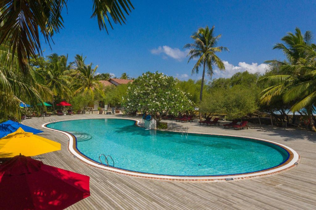 Swimming pool [outdoor] Cinnamon Dhonveli Maldives