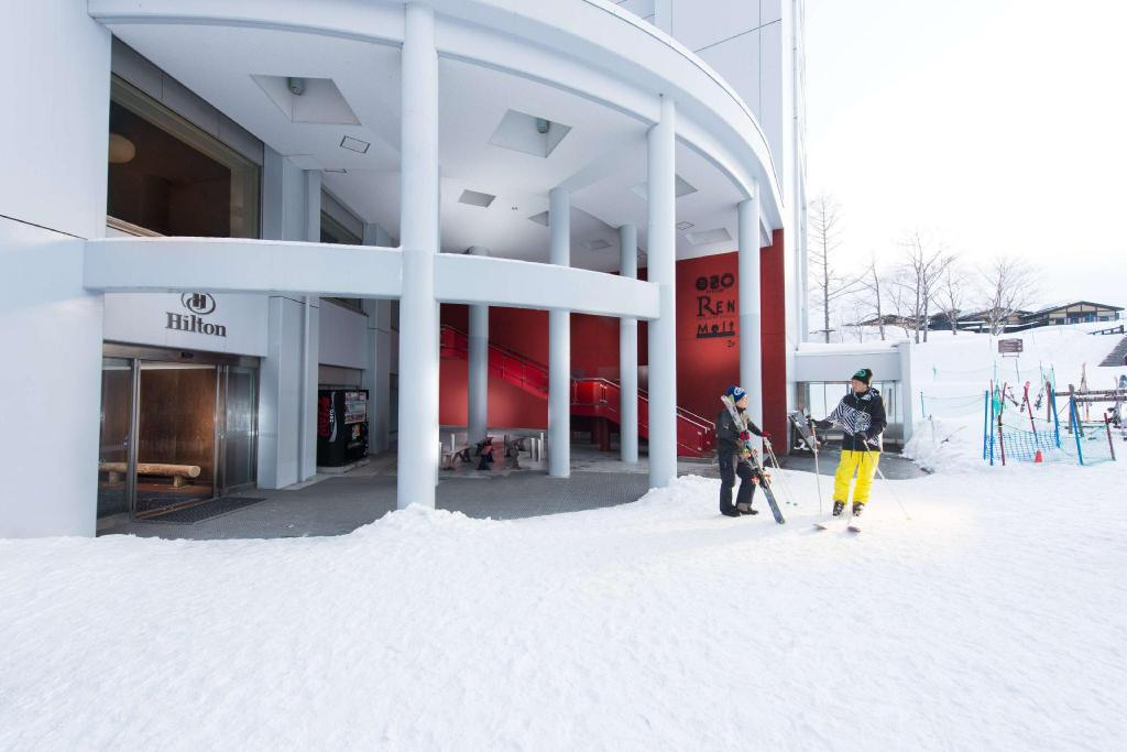 More about Hilton Niseko Village