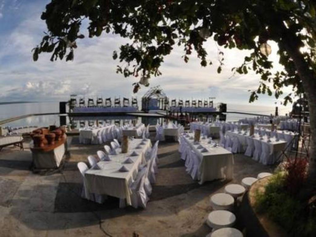 Ballroom San Remigio Beach Club Hotel