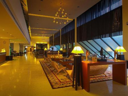 Lobby Batam View Beach Resort
