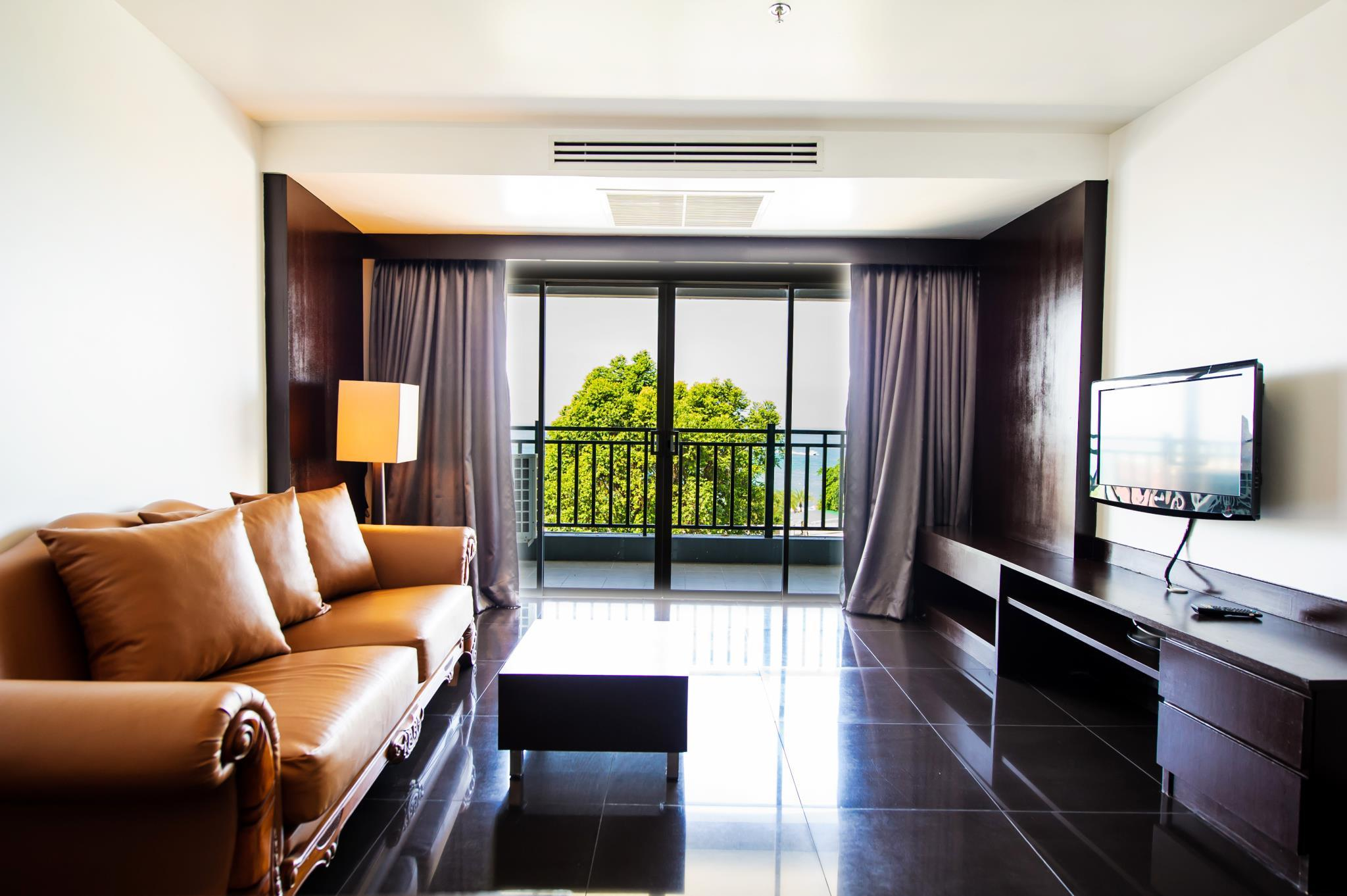 Executive dengan Pemandangan Pantai (Executive Beach View)