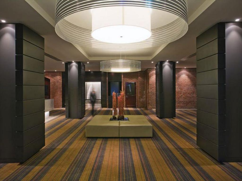 Lobby InterContinental Melbourne The Rialto