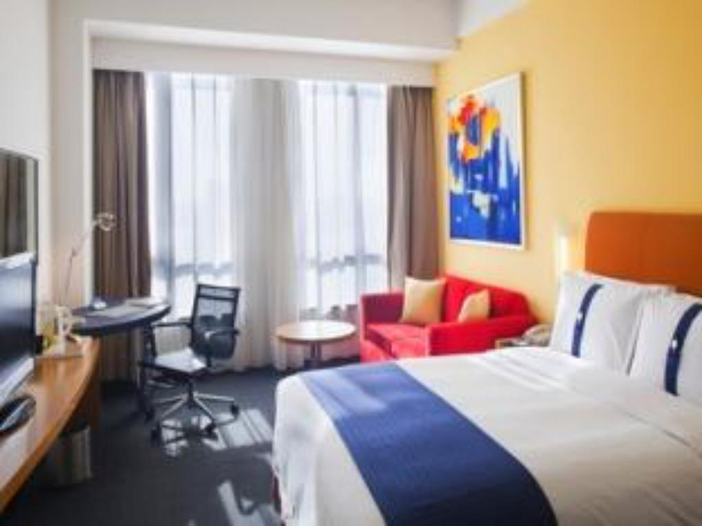 Вижте всички65снимки Holiday Inn Express Shanghai Wujiaochang