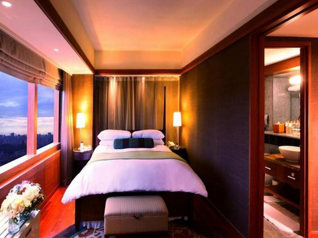 Club King Bed - Guestroom Grand InterContinental Seoul Parnas